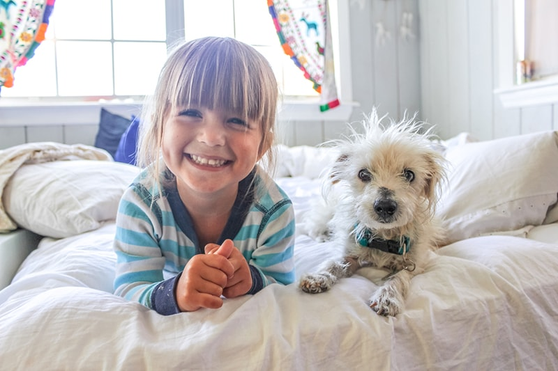 Why Kids and Pets Make the Perfect Pairing